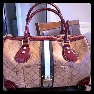 Never used large  L.A.M.B. handbag